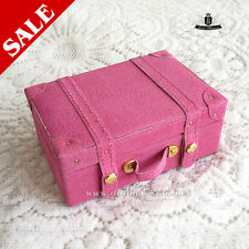 70cm BJD Bag 1/3 SD Bag MSD SD Suitcase Lotita Mini Pink Bag Dollfie SOOM DZ 013