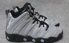 "NWB Reebok Big Hurt Tech 90's Train Frank Thomas Black ""Silver Slugger"" Shoes"