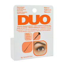 Duo Brush on Striplash Adhesive Dark Tone for Strip Lashes 5g #56896