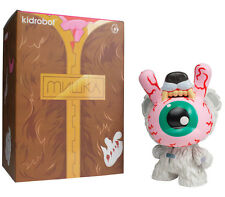 "Mishka Bad News Polar 8"" Dunny - Kidrobot Figure Brand New Mint Box Unopened"