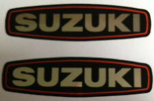 SUZUKI GT750 ALTERNATOR AND POINTS ENGINE COVER RESTORATION DECAL