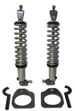 Rear Coil Over Kit | QA1 18 Way Single Adjustable Shocks & 200# Springs