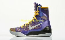 IN HAND Nike KOBE Bryant ELITE 9 IX Team Collection LAKERS Shoes w/RECEIPT Sz 11