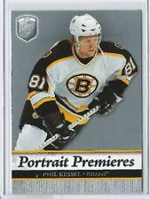 06-07 2006-07 BE A PLAYER PORTRAIT PHIL KESSEL PREMIERES ROOKIE 109 BAP BRUINS