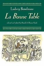 LA BONNE TABLE NEW PAPERBACK BOOK