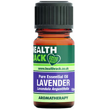 Pure Lavender Essential Oil | 10ml Bottle | Lavendula Angustifolia