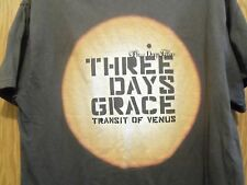 three days grace  graphic L Transit of Venus t shirt
