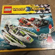Lego World Racers 8897 Jagged Jaws 191 Pieces NEW 2010 Retired
