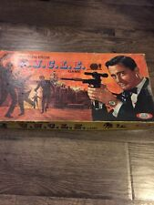 Napoleon Solo Man From U.n.c.l.e. Uncle Game