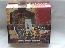 The wicker Man factory sealed box made by Unstoppable cards