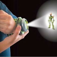 Ben 10 Alien Force Omnitrix Illumintator Projector Watch Xmas Toy Gift for Child