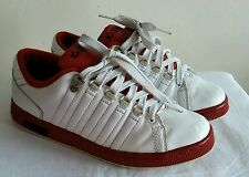 K.SWISS 'Tongue Twister' Boy's Trainers, UK 5 USA 5.5 EU 38