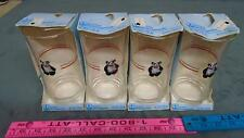 anchor beverage ware glasses 16.5 oz cups panda bear still in boxes