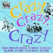 ESSENTIAL DOO WOP-CRAZY CRAZY CRAZY (THE CHARMS/THE DRIFTERS/+)  CD BLUES NEU