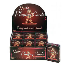 Female Nude Playing Cards - Forum Novelties 54 Sexy Cards 69580 FREE SHIPPING
