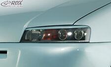 RDX Scheinwerferblenden Fiat Punto 2 Typ 188 Böser Blick ABS Blenden Spoiler