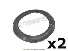 BMW Z3 E36 (1992-2002) Spring Pad Front Left and Right Lower (2) GENUINE