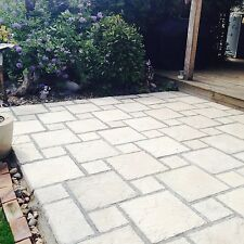 patio slabs ,paving slabs, pack price with  delivery anywhere in uk