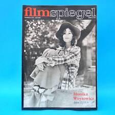 DDR Filmspiegel 13/1976 Monika Woytowicz Gerd Fröbe Dean Reed Filmfestival