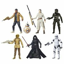 Star Wars VII Black Series 6-Inch Action Figures Wave 3 Case *Ready to Ship*