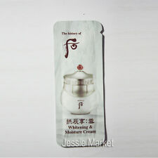 The History of Whoo Gongjinhyang Seol Whitening & Moisture Cream 10mL(1mL*10pcs)