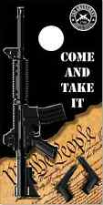 Come And Take It Gun Rights LAMINATED Cornhole Wrap Bag Toss Skin Decal