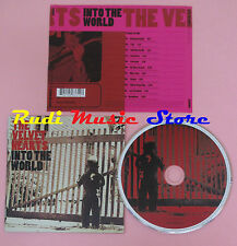 CD THE VELVET HEARTS Into the world 2009 ASPECT RECORDS ASR005(Xs8) lp mc dvd
