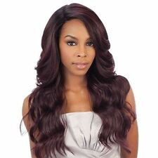 Equal Synthetic Invisible Lace Front L Part Wig Danity WITH FREE GIFT