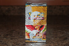Pokemon Heartgold Soulsilver Booster Box***Spanish***180 Cards**Factory Sealed**