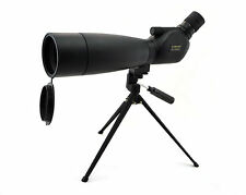 Visionking 20-60x80 Waterproof Bak4 Spotting scope Telescope W/Tripod Fogproof