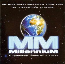 MILLENNIUM - A THOUSAND YEARS OF HISTORY - SCORE TV SERIES SOUNDTRACK CD