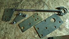 1984-2001 Jeep Cherokee XJ steering box stiffeners and support brace