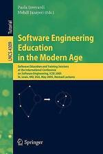 Software Engineering Education in the Modern Age, , New