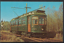 Transport Postcard - Seashore Trolley Museum, Kennebunkport, Maine   A9634