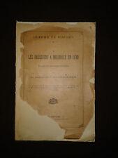 Les prussiens à Mulhouse en 1870 - Journal d'un conseiller municipal