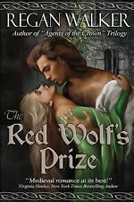 The Red Wolf's Prize by Regan Walker (2014, Paperback)