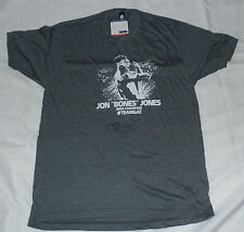 JON BONES JONES SIGNED AUTO'D GAT SHIRT PSA/DNA COA MMA UFC CHAMPION 165 182 XL