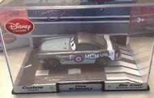 Disney Store Cars Custom Artist Series FINN MCMISSILE AVIATOR in Plastic Case