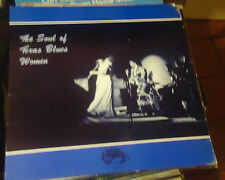 THE SOUL OF TEXAS BLUES WOMEN LP Home cooking comp northern soul blues funk