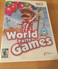 World Party Games (Nintendo Wii, 2009)