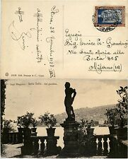 REGNO - Filiberto 20c(226) - Cartolina Stresa 28.11.1928