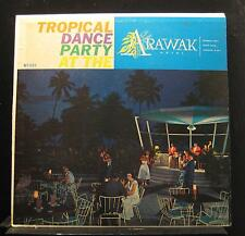 Luther William - Tropical Dance Party At The Arawak Hotel LP VG+ No 201 1st Mono