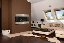 Empire's Loft Contemporary Direct-Vent Fireplace Clean Face Medium Free Shipping