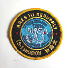 """The Martian Movie Ares III Resupply Mission Logo 3.5"""" Patch-FREE S&H(MARPA-01)"""
