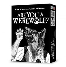 Are You A Werewolf? Card Game by Looney Labs LOO 019