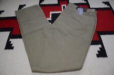 Ralph Lauren Purple Label Cotton & Linen Blend Equestrian Chino Pants 36