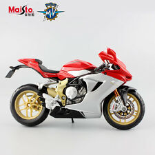 1:12 Scale MV Agusta F3 serie oro Metal Diecast motorcycle model gift toys kids