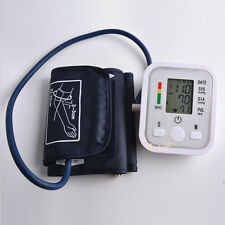 digital Arm bp Blood Pressure Monitor meter sphygmomanometer cuff BP device