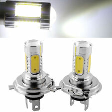 2x H4 DC AC 12V 11W CREE LED High Power Fog Driving Light DRL HeadLight Bulb HOT