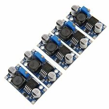 5pcs LM2596 DC Adjustable Buck Converter Step Down Power Supply Module 1.25-30V